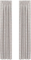 JCPenney QUEEN STREET Queen Street Carlina 2-Pack Curtain Panels