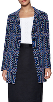 Nanette Lepore Concert Embroidered Coat