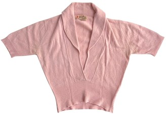 Pringle Pink Cashmere Knitwear for Women Vintage