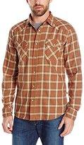 Dakota Grizzly Men's Trevor Western Flannel