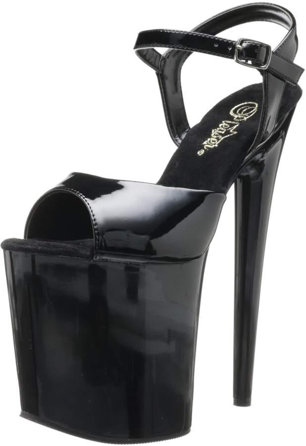 Pleaser USA Women's Flamingo-809 Platform Sandal