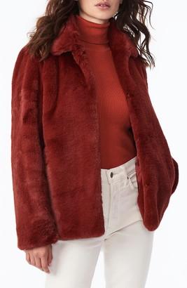 Bernardo Faux Fur Jacket