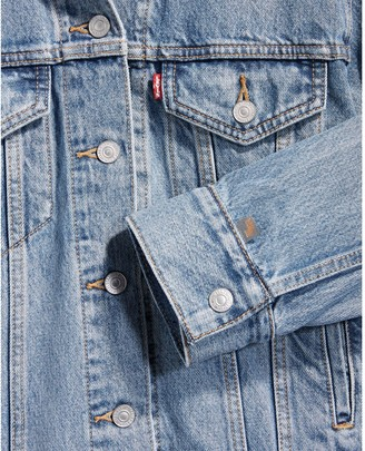 Levi's Levis? Trucker Jacket with Jacquard? by Google