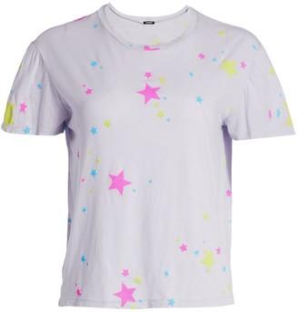 Monrow Neon Star T-Shirt