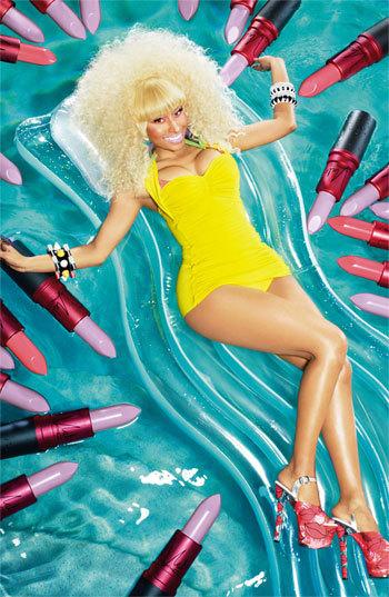 M·A·C MAC 'Viva Glam Nicki 2' Lipstick - Viva Glam Nicki 2