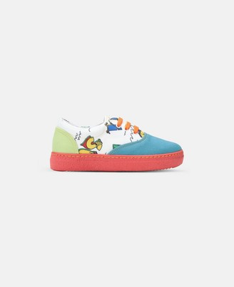 Stella McCartney Super Dude Sneakers, Men's