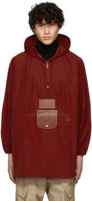 Longchamp Dheygere Red Edition Convertible Jacket