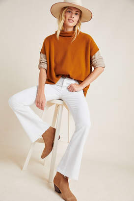 Mother The Weekender High-Rise Bootcut Corduroy Pants