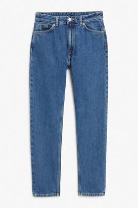Monki Kimomo medium blue jeans