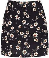 Yumi Womens/Ladies Floral Print Skirt
