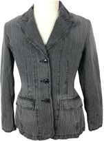 Sportmax Grey Denim - Jeans Jacket for Women