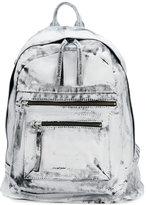 Barbara I Gongini distressed backpack