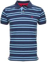 Gant Rugger Polo Shirt Persian Blue