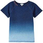 Splendid Indigo Dip Dye Knit Top (Toddler/Kid) - Indigo - 5/6