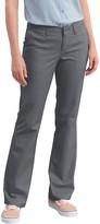Dickies Women's Slim-Fit Bootcut Twill Pants