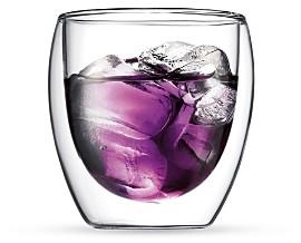Bodum Pavina Small Two Piece Glass