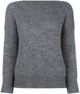 Etoile Isabel Marant 'Grace' jumper - women - Linen/Flax/Polyester/Wool/Alpaca - 40