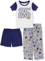 Carter's Boys' 3-Piece Pajamas