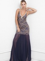 Baccio Couture - Zara - 947 Painted Long Dress