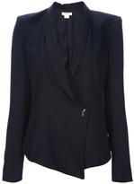 Helmut Lang long sleeve shawl jacket