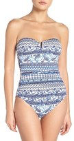 Tommy Bahama Paisley Terrace One-Piece Swimsuit