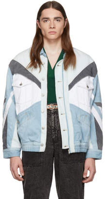Isabel Marant Blue Denim Sao Jacket