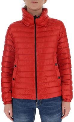 Moncler High-Neck Down Jacket