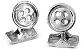 Deakin & Francis Classic Button Cuff Links