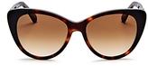 Kate Spade Wherein Cat Eye Sunglasses, 54mm