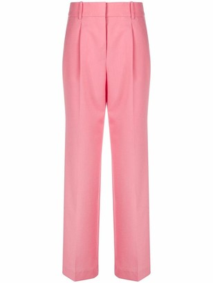Givenchy High-Waist Tailored Pants