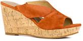 Edward Meller Lefonda Cork Wedge Sandal