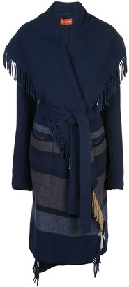 Altuzarra Fringed Oversized Coat