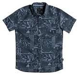 Quiksilver NEW QUIKSILVERTM Boys 8-16 Labyrinth Short Sleeve Shirt Boys Teens Tops