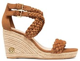 Tory Burch Bailey Ankle-Strap Espadrilles Wedges