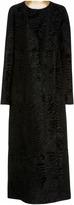 Oscar de la Renta Maxi Length Coat