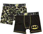 LICENSED PROPERTIES Boys Batman 2-pc. Boxer Briefs Big Kid