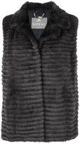 N.Peal mink fur gilet - women - Mink Fur/Polyacrylic - S
