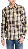 Lucky Brand Men's Salt Flats Work Wear Shirt