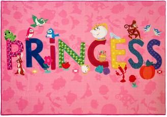 "Disney Princess Area Rug - 4'6"" x 6'6"""