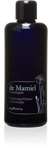 de Mamiel Women's Brightening Cleanse & Exfoliate 70g