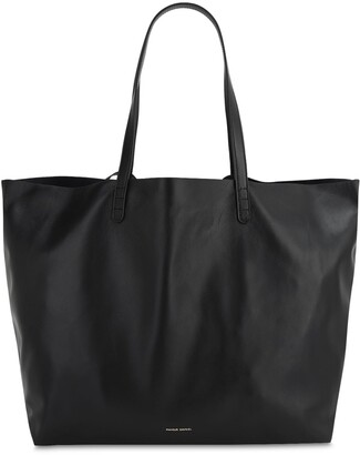 Mansur Gavriel Oversized Tote Leather Bag