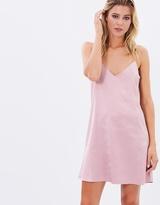 Ava Silky Slip Dress
