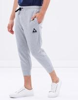 Le Coq Sportif Elite Cropped Sweat Pants