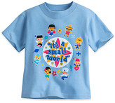 Disney ''it's a small world'' Tee for Toddlers
