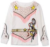 Stella McCartney cream andrea cowgirl pyjamas