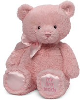 Gund My First Teddy