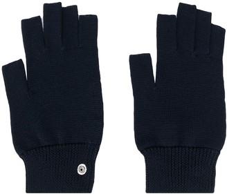 Rick Owens Performa mitten gloves