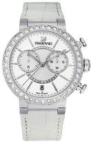 Swarovski Women's Citra 5027127 Leather Swiss Quartz Watch