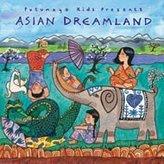 Putumayo Kids Asian Dreamland CD
