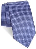 Armani Collezioni Men's Microdot Jacquard Tie